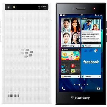 BlackBerry Leap White