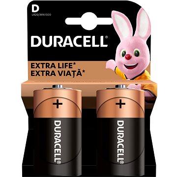 Duracell Basic LR20 2 ks