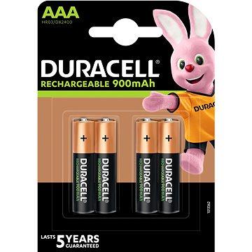 Duracell StayCharged AAA - 850 mAh 4 ks