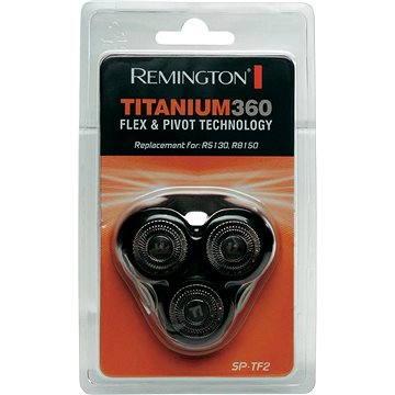 Remington Náhradní frézky SP-TF2 Dual Track Titanium