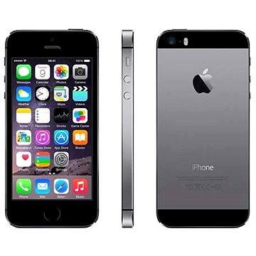APPLE iPhone 5S 16GB (Space Gray) černo-šedý