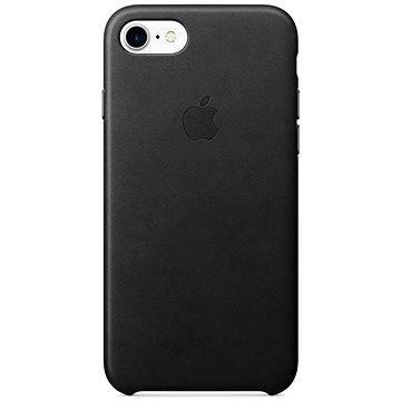 APPLE iPhone 7 Kožený kryt černý