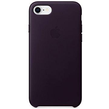 Ochranný kryt APPLE iPhone 8 7 Kožený kryt lilkově fialový MQHD2ZM A ... 1011df23a14