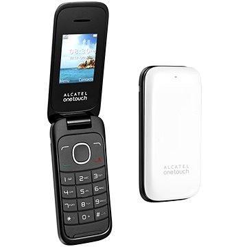 ALCATEL ONETOUCH 1035D Pure White Dual SIM