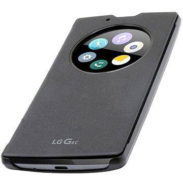 LG QuickCircle pouzdro Black CCF-600