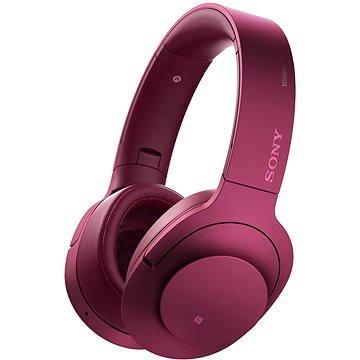 Sony Hi-Res H.ear MDR-100ABN růžová