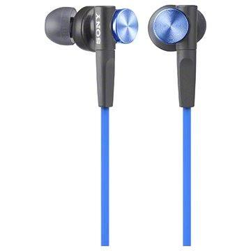 Sony MDR-XB50 modrá