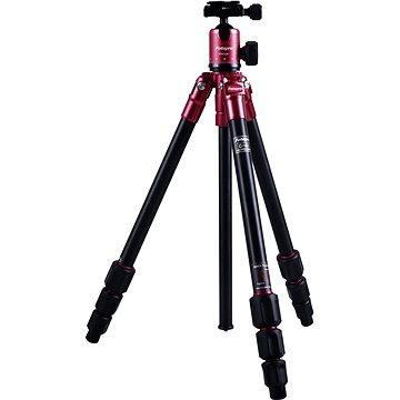 Rollei Fotopro C4i + hlava 53P červený