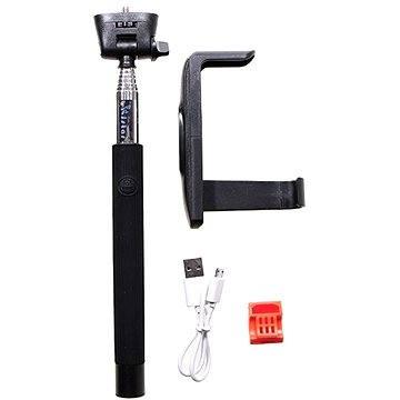 Aligator Selfie holder s Bluetooth Z07-5 Black