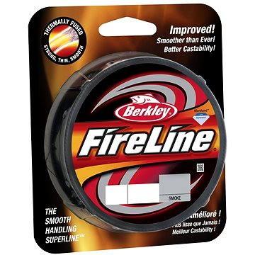Berkley FireLine 0,15mm smoke