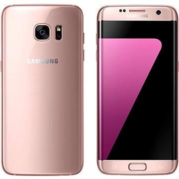 Samsung Galaxy S7 edge růžový
