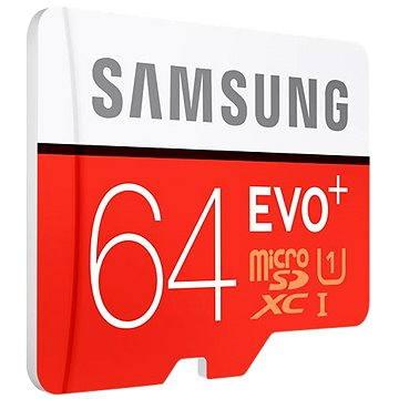 Samsung micro SDXC 64GB  EVO Plus