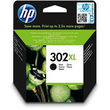 HP F6U68AE č. 302XL černá