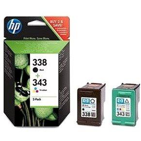 HP SD449EE č. 338 a č. 343