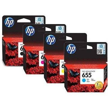 HP č. 655 multipack