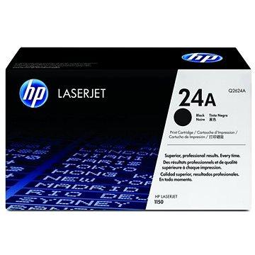HP Q2624A č. 24A černý
