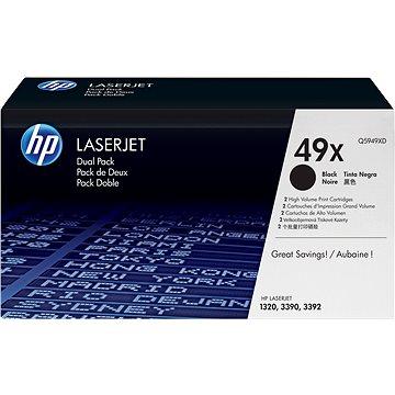 HP Q5949XD č. 49X černý