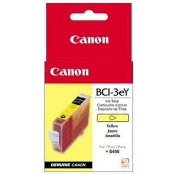 Canon BCI-3eY žlutá