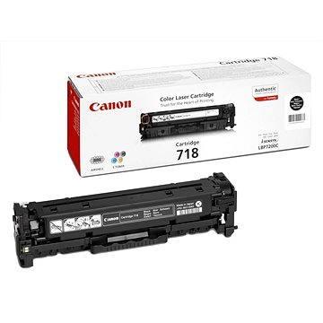 Canon CRG-718BK černý Twin Pack