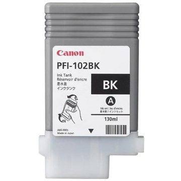 Canon PFI-102BK černá