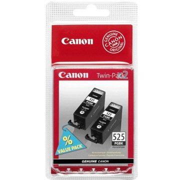 Canon PGI-525BK Twin Pack, černá