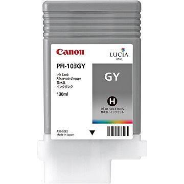 Canon PFI-103GY šedá
