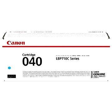 Canon CRG-040 azurová