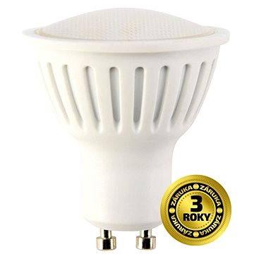 Solight LED žárovka bodová GU10 5W 4000K