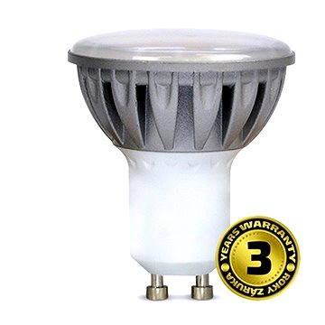 Solight LED žárovka bodová GU10 7W 4000K