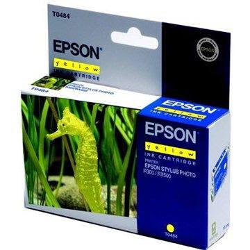 Epson T0484 žlutá
