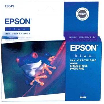 Epson T0549 modrá
