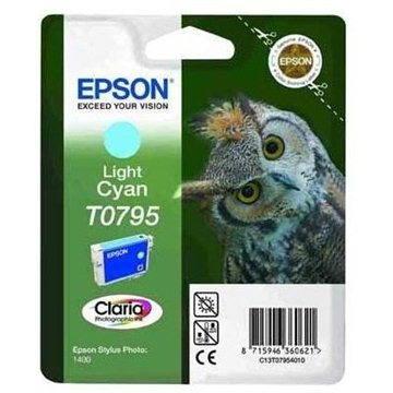 Epson T0795 světlá azurová
