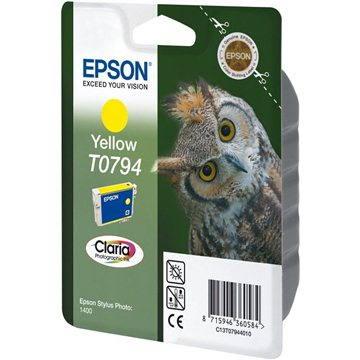 Epson T0794 žlutá