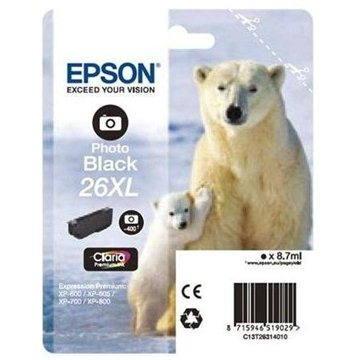 Epson T2631 černá foto