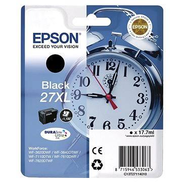 Epson C13T27114010 černá 27XL