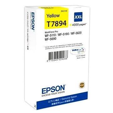 Epson C13T789440 žlutá 79XXL