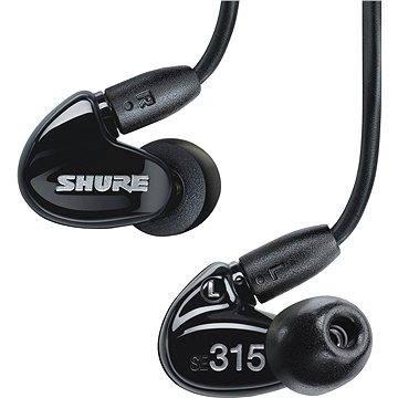 SHURE SE315-K černá