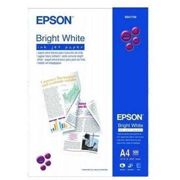 Epson Bright White Inkjet Paper 500 listů
