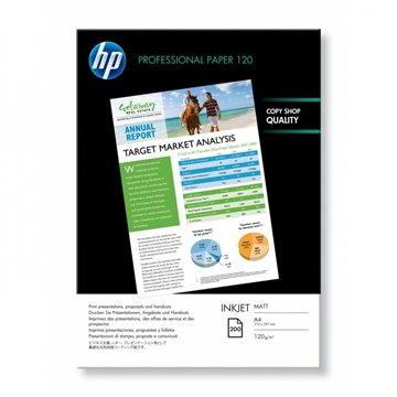 HP Professional Ink Paper, A4, 120g, matt, 200 sheets