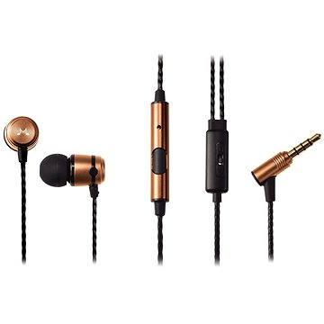 SoundMAGIC E50S černo-zlatá