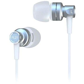 SoundMAGIC PL21 stříbrná