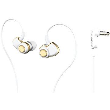 SoundMAGIC PL30+ white-gold