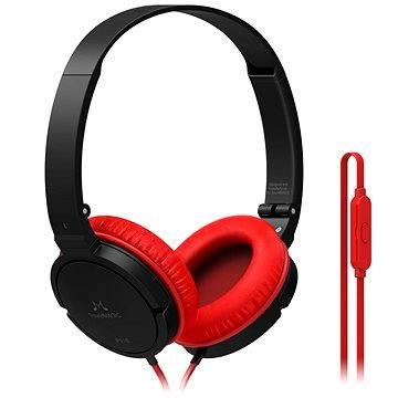 SoundMAGIC P11S černo-červená