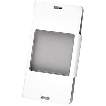 Sony flipový kryt SCR26 Smart White