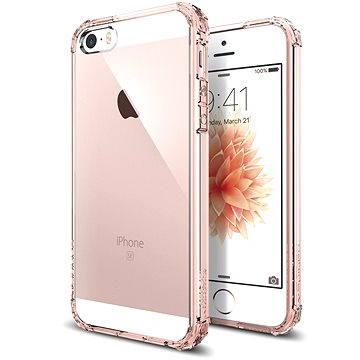 SPIGEN Crystall Shell Rose Crystal  iPhone SE/5s/5