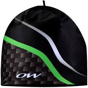 OW Carbon 3 černozelená