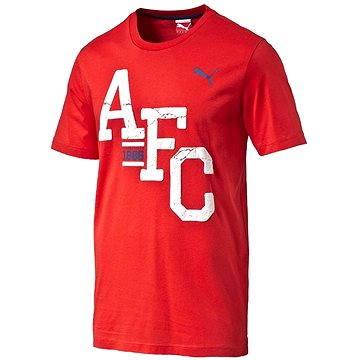 Puma AFC Fan Tee red M