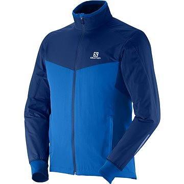 Salomon Escape Jacket M Blue/Midnight Blue XL