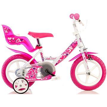 Dino Bikes 12 pink (2016)