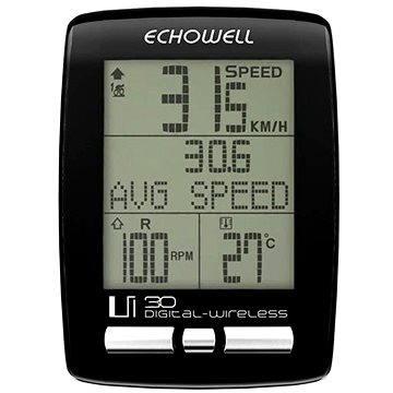 Echowell UI30 bezdrátový černý